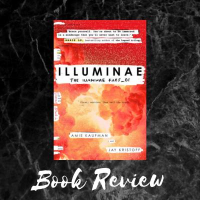 Illuminae (The Illuminae Files #1) by Amie Kaufman & Jay Kristoff
