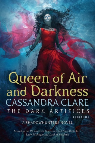 Cover of Queen of Air and Darkness by Cassandra Clare