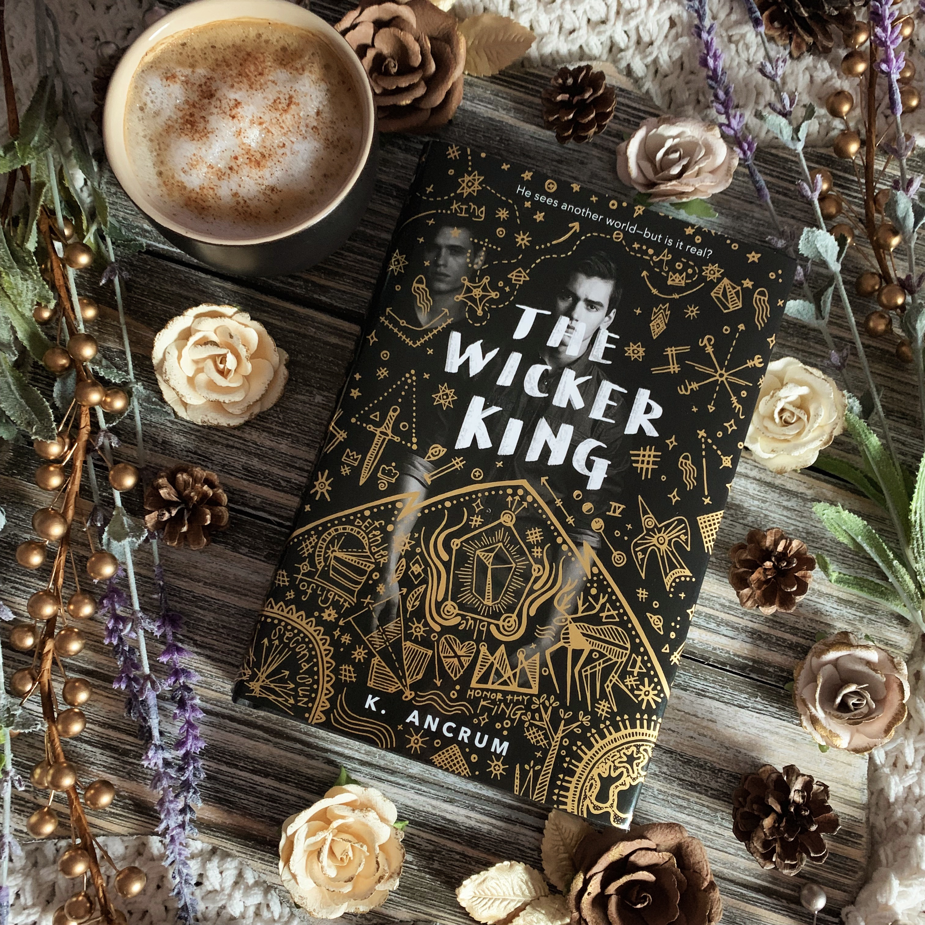 The Wicker King by K. Ancrum | Book Review