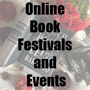 Upcoming Online Book Festivals