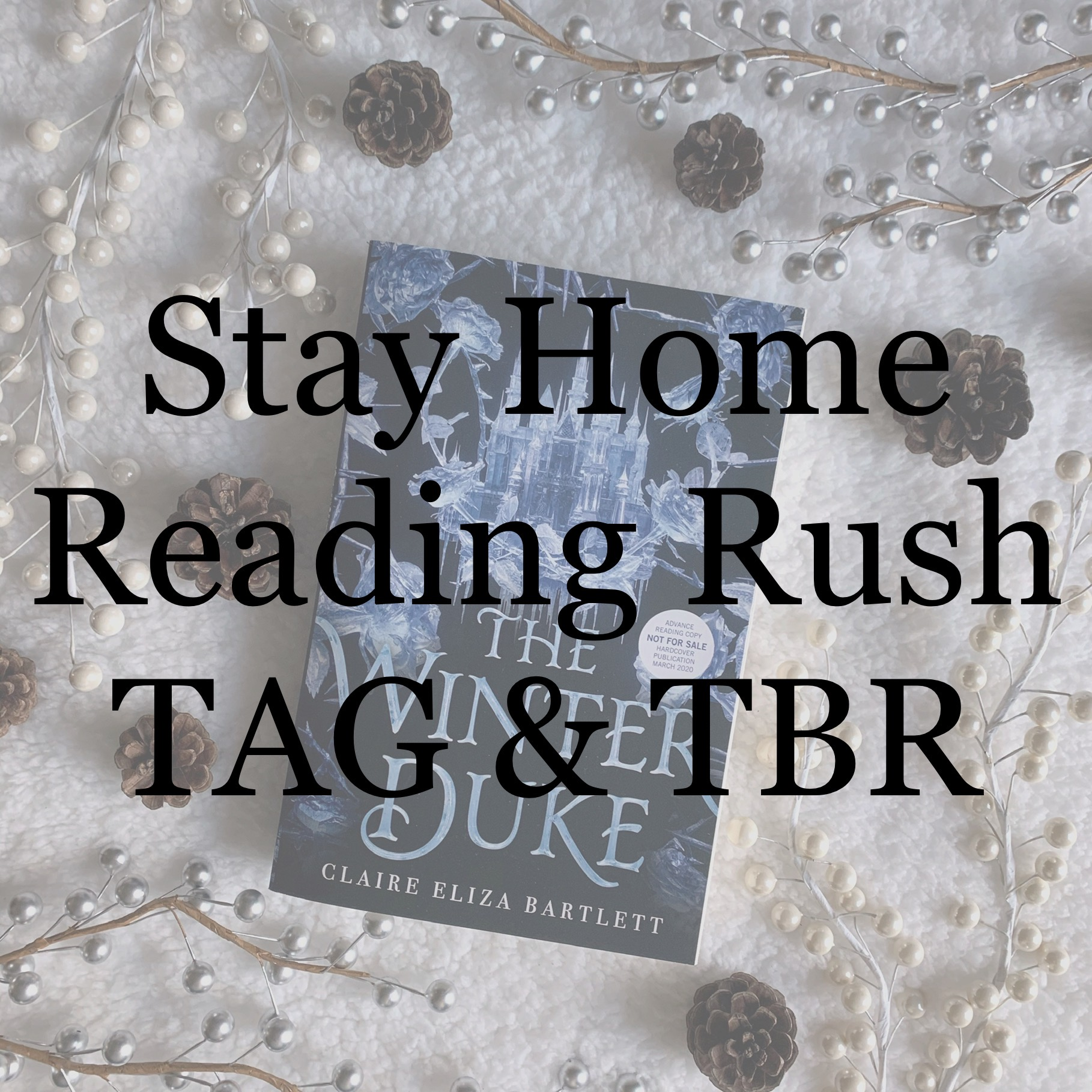 The Reading Rush | Stay Home Editon