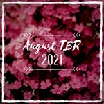August TBR 2021